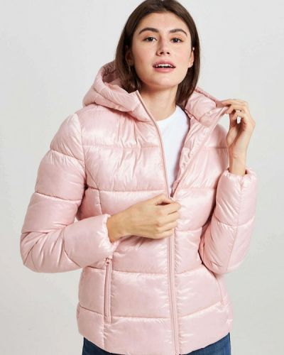 Утепленная куртка - розовая Terranova
