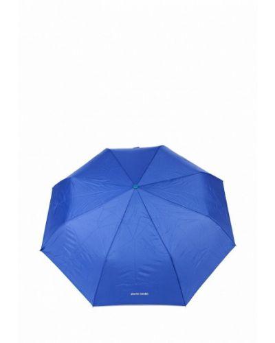 Синий зонт складной Gf Ferre