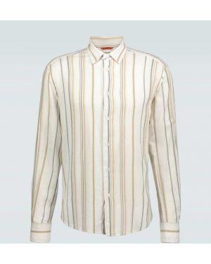 Koszula klasyczna długa z kołnierzem Barena Venezia