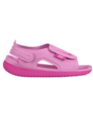 Сандалии розовый пластиковый Nike