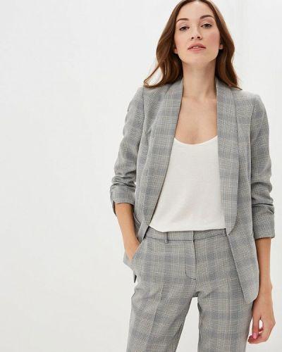Серый пиджак осенний Dorothy Perkins