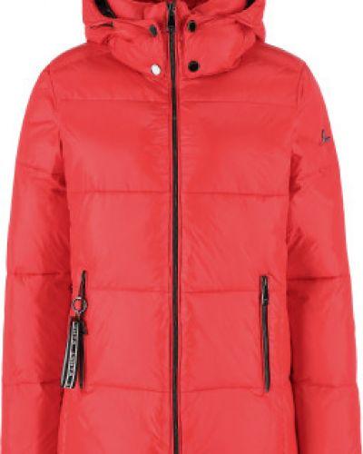 Стеганая куртка - красная Luhta