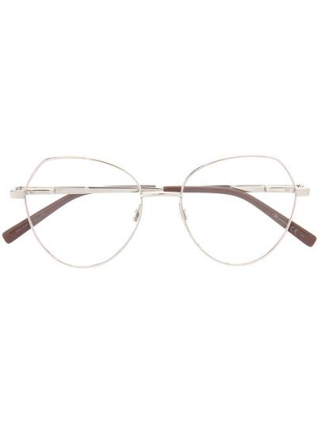 Oprawka do okularów srebrne M Missoni