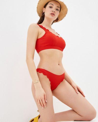 Красный купальник Fadas