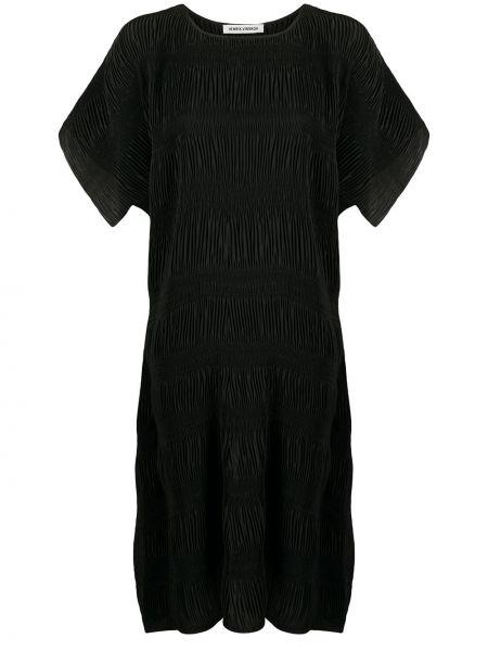 Платье мини миди плиссированное Henrik Vibskov