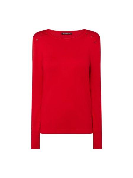 Sweter zapinane na guziki z wiskozy Betty Barclay