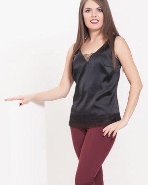 Блузка без рукавов кружевная Modellos