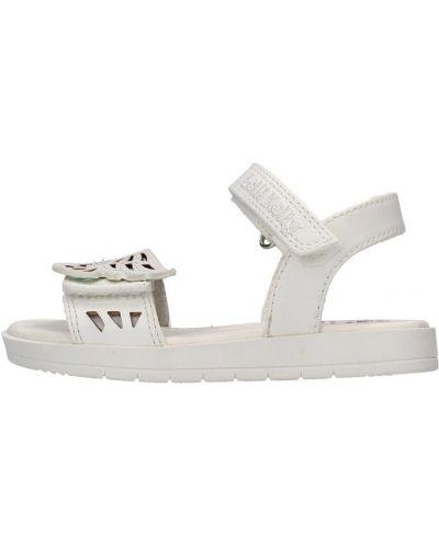 Białe sandały Lelli Kelly