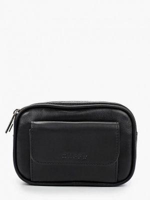 Черная сумка летняя Duffy