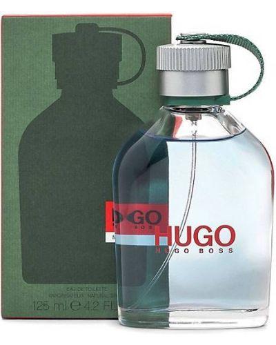 Базовая зеленая туалетная вода для полных Hugo Boss