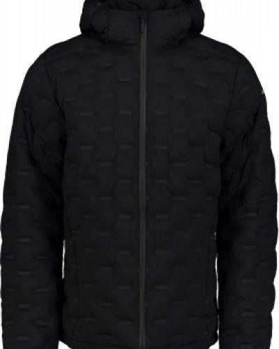 Черная куртка ветрозащитная Icepeak