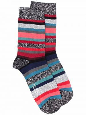 Хлопковые носки - красные Paul Smith