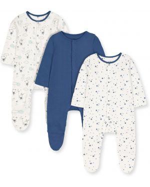 Ползунки синие Mothercare
