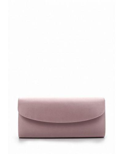 Розовый клатч Menbur