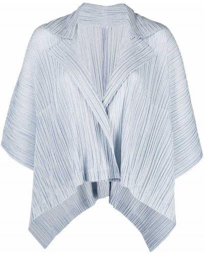Пиджак оверсайз - белый Pleats Please Issey Miyake