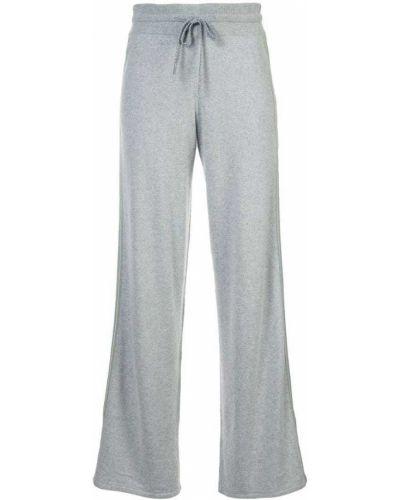 Серые спортивные брюки Marc Cain