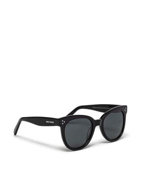 Czarne okulary Gino Rossi