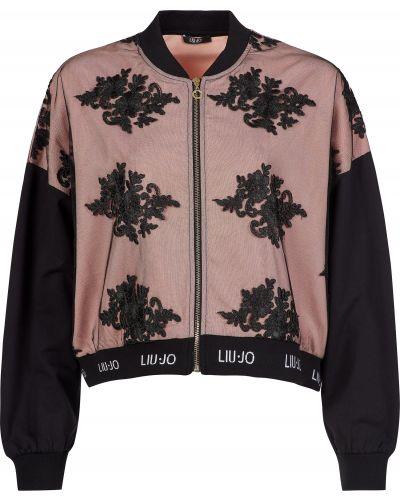 Куртка осенняя розовая Liu Jo