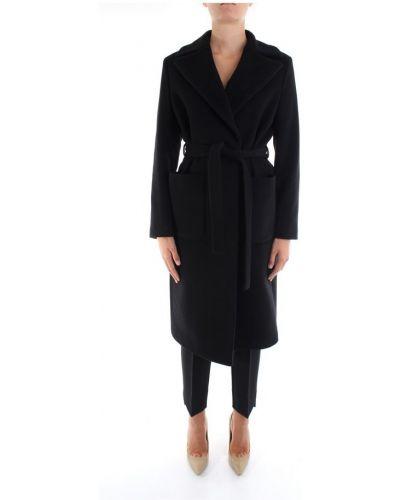 Czarny płaszcz Beatrice B