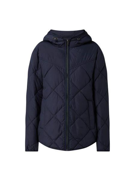 Niebieska kurtka pikowana Edc By Esprit
