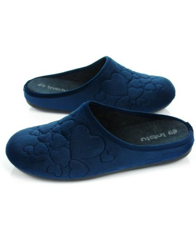 Ортопедические тапочки - синие Inblu