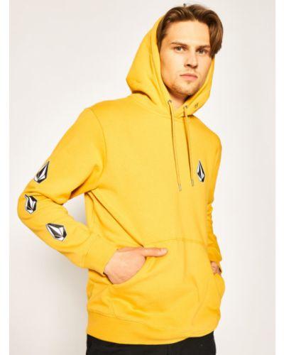 Żółta bluza Volcom