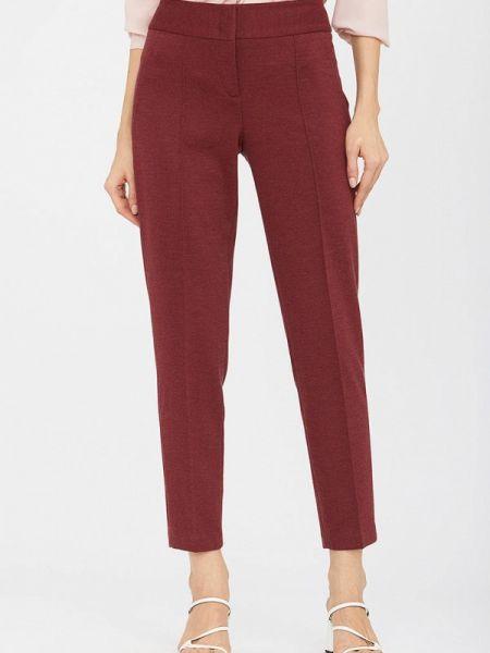 Бордовые брюки Charuel