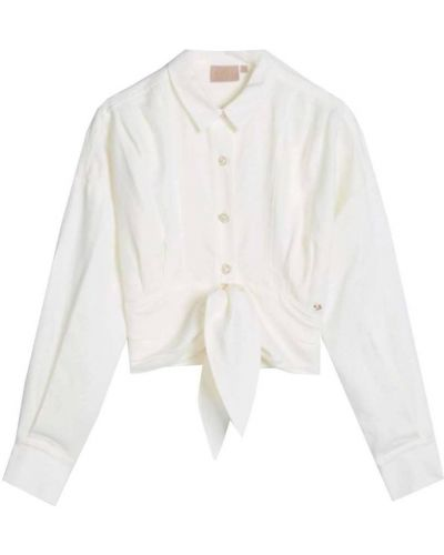Biała koszula Josh V