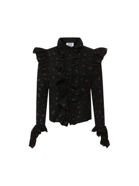 Блузка с рюшами викторианская Vetements