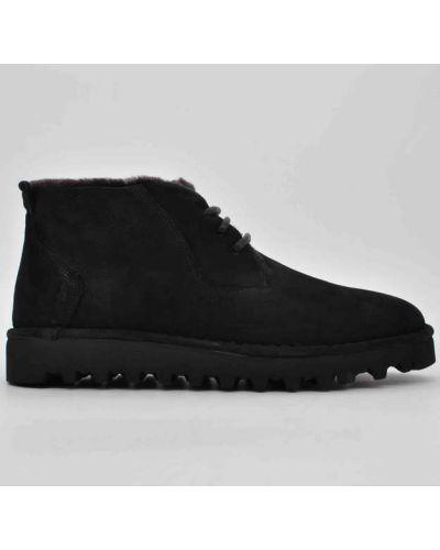 Ботинки - черные Lido Marinozzi