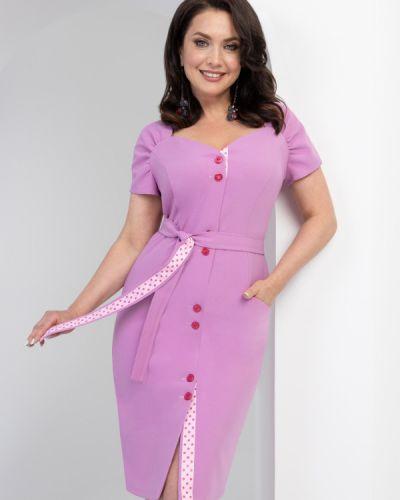 Короткое большое платье на талии Charutti