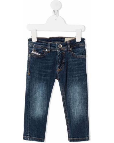 Dżinsowa jeansy Diesel Kids