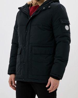Утепленная куртка демисезонная черная Nordam