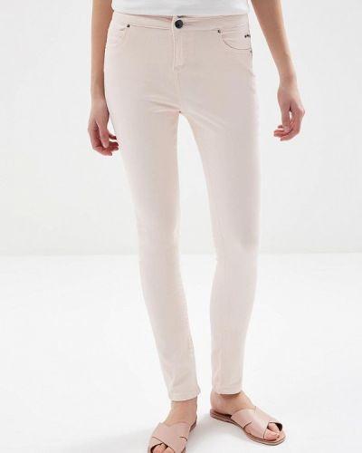 Розовые брюки Morgan