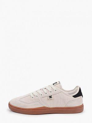 Низкие кеды - бежевые Dc Shoes