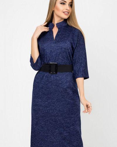 Платье - синее Leo Pride