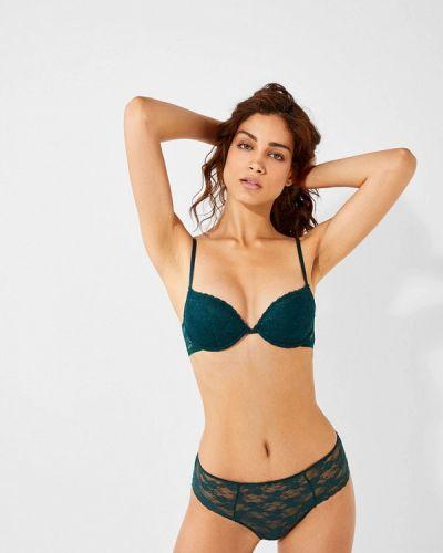 Зеленый бюстгальтер на косточках Women'secret