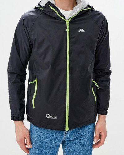 Черная куртка Trespass