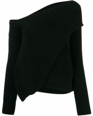 Джемпер с открытыми плечами со спущенным плечом Rta