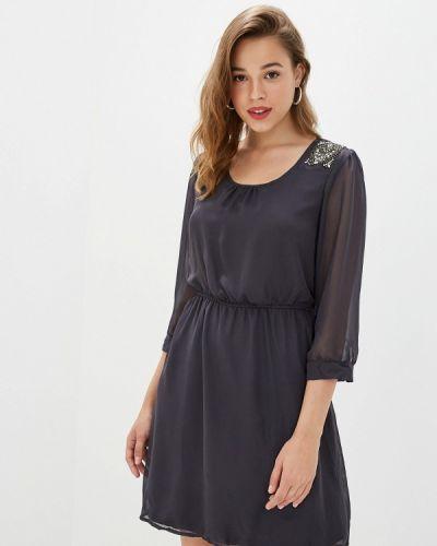 Вечернее платье - серое Mazal