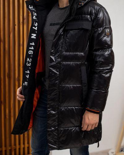 Куртка на молнии - черная Kings Wind