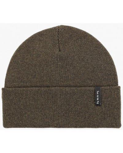 Зеленая шапка Ferz
