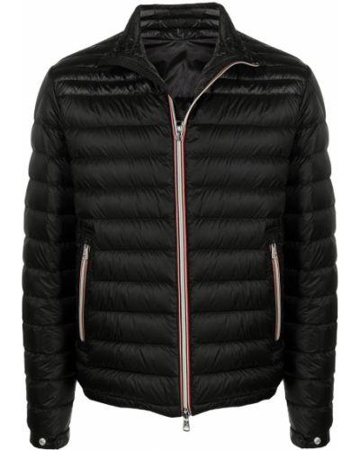 Długa kurtka, czarny Moncler