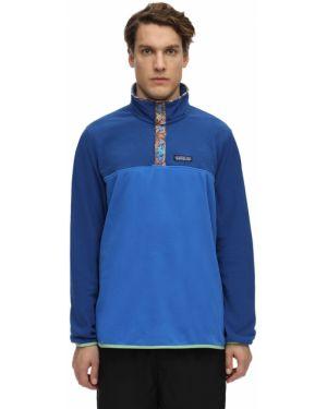 Пуловер с воротником с воротником-стойка Patagonia