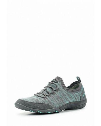 Зеленые кроссовки Skechers