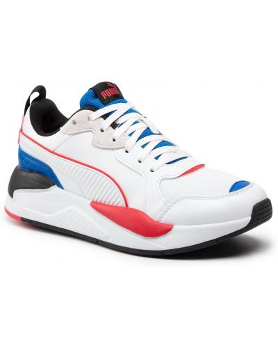 Sneakersy - białe Puma