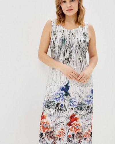 Платье серое Lori
