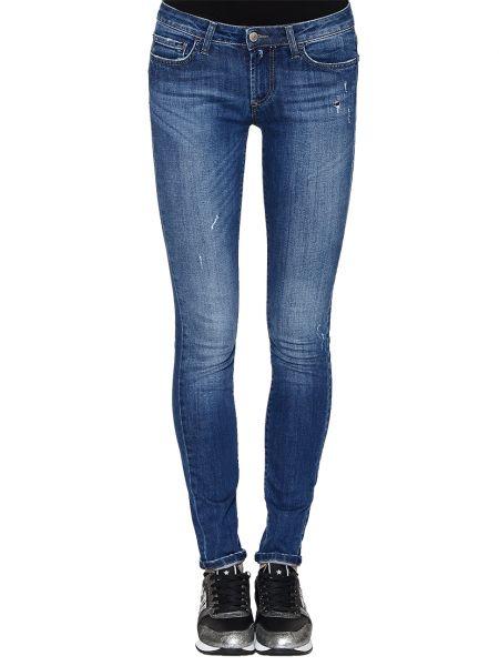 Хлопковые синие джинсы Roy Roger's