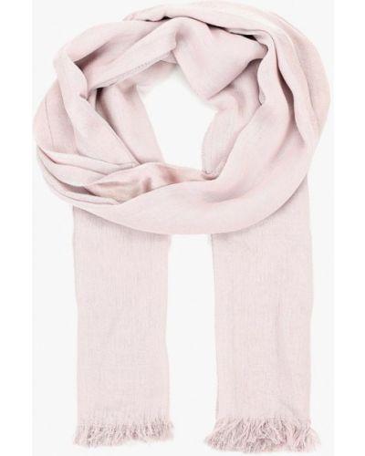 Розовый палантин 2018 Zarina