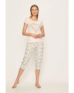 Spodni piżama długo z kwiatowym nadrukiem Henderson Ladies